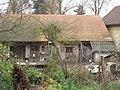 Senec (Rakovník District), dvorek II.jpg