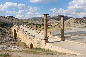Kâhta - Image: Severan Bridge, Turkey 02