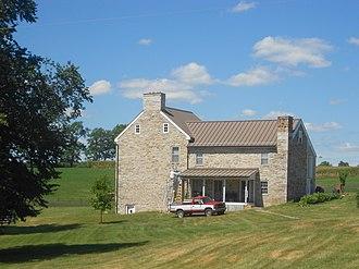 Ayr Township, Fulton County, Pennsylvania - Shady Spring Farm