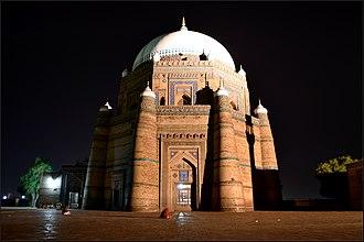 Tomb of Shah Rukn-e-Alam - Image: Shah Rukn e Alam Tomb