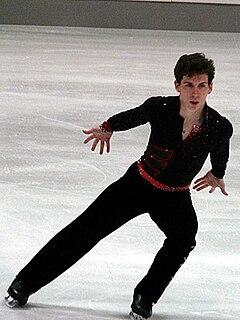 Shaun Rogers (figure skater) figure skater