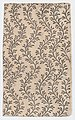 Sheet with overall curved vine pattern Met DP886630.jpg