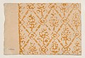 Sheet with overall floral pattern Met DP886743.jpg