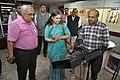 Shefali Shah Along With NCSM Dignitaries Visiting NDL - NCSM HQ - Kolkata 2017-12-14 6447.JPG
