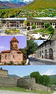 Шеки,  Şǝki, Азербайджан