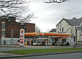 Shell petrol station, Queens Drive.jpg