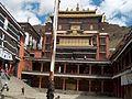 Shigatse or Rikaze , Tashilhunpo Monastery - panoramio (31).jpg