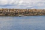 Shilshole Bay Marina - Zodiac coming in 01.jpg