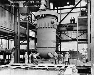 Reactor pressure vessel Nuclear power plant component