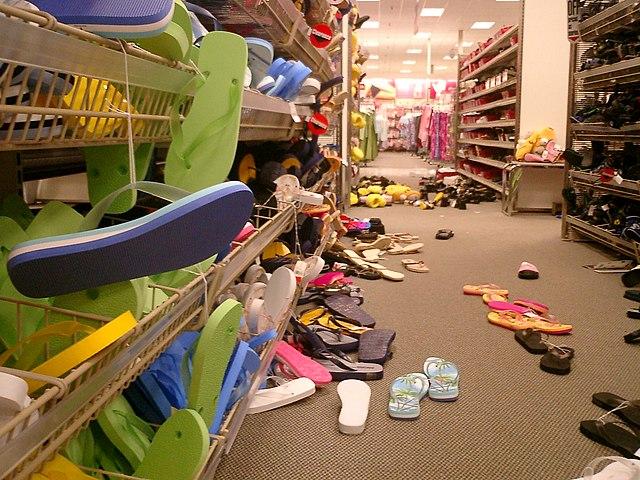 Walters Shoe Store Downtown Atlanta