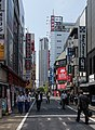 Shopping street, Nishi-Shinjuku 20190419 1.jpg