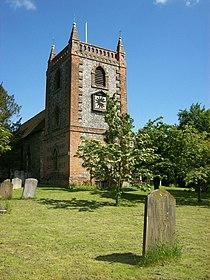 Shoreham parish church, Kent.JPG