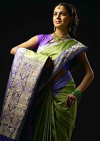 Види традиційного індійського одягу ред.  5cde857df00d6