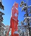 Shri Hanuman Moorti at Jakhoo, Shimla.jpg