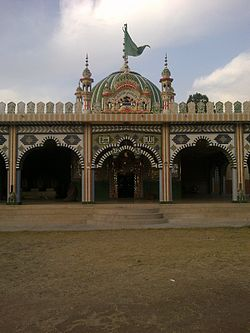Shrine near Model Town Islamabad.jpg