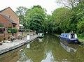 Shropshire Union Canal at Gnosall Heath, Staffordshire - geograph.org.uk - 1388467.jpg