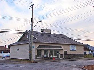 Shuniah - Township hall