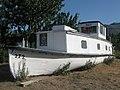 Sibilla, a boat in Carcross.jpg