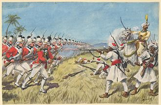 Cuddalore - The siege of Cuddalore in 1783