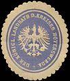 Siegelmarke Der K. Landrath des Kreises Hoyerswerda W0391528.jpg