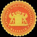 Siegelmarke Intendanz des Gr. Bad. Hoftheaters Mannheim W0338628.jpg