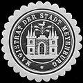 Siegelmarke Magistrat der Stadt Meyenburg W0293153.jpg