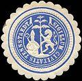 Siegelmarke Sigillum Civitatis Tennstaedt W0212769.jpg