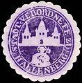 Siegelmarke Stadt - Verordnete zu Hallenberg W0229362.jpg