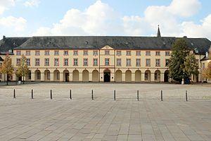 Nassau-Siegen - The Lower Castle