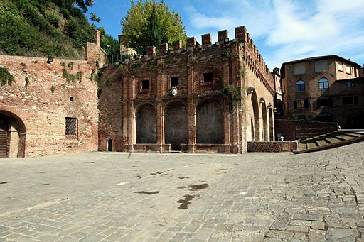 Siena, Fonte Branda