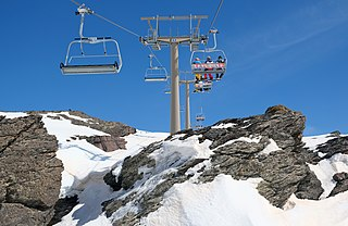Chairlift Type of aerial lift