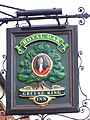 Sign for the Royal Oak - geograph.org.uk - 1435282.jpg