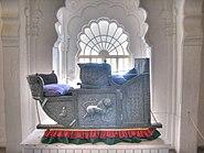 Silver Hathi Howdah, Mehrangarh Fort Museum