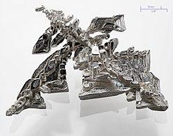 crystalline silver