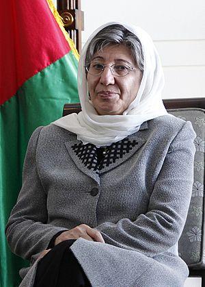 Sima Samar - Sima Samar in 2011