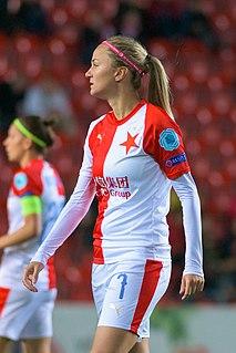 Simona Necidová Czech footballer