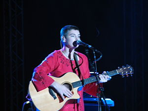 Sinéad O'Connor - Sinéad O'Connor in Poznań in 2007