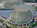 Singapore Esplanade - Theatres by the Bay viewed from UOB Plaza 4.jpg
