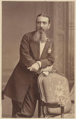 Andrew Clarke (British Army officer) - Sir Andrew Clarke during the Second Anglo-Afghan War