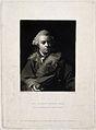 Sir Joseph Banks. Mezzotint by S. W. Reynolds, 1834, after S Wellcome V0000327.jpg