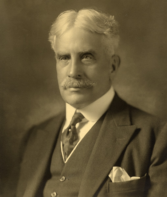 Sir Robert Laird Borden, 1915