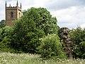 Site of Rothwell Castle - geograph.org.uk - 1366733.jpg
