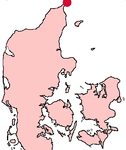 Skagen Denmark location map.png