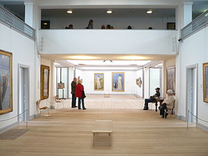 Skagens Museum - One of the galleries