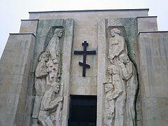 Паметник-костница на Ботевите четници в Скравена
