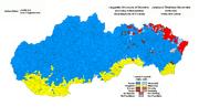 Slovakia 2011 Language