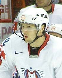 Slovenia VS USA (IIHF World Hockey Championship in Halifax NS, May 4 2008) (cropped).jpg