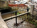 Sluice on Mearley Brook, Clitheroe - geograph.org.uk - 622056.jpg