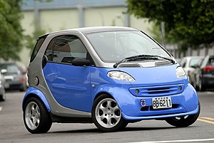 Smart Fortwo ί