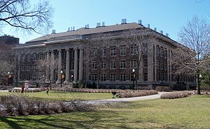 Smith Hall at the University of Minnesota-Twin...